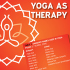 Yoga as therapy