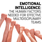 Emotional intelligence: The human factors needed for effective multidisciplinary teams