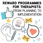 Reward Programmes for Therapists: From Planning to Implementation [Article]