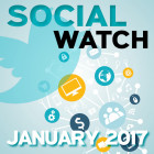 Social Media Watch - January 2017 [Article]