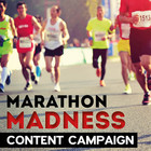 Marathon Madness: Content Marketing Campaign for Therapists [Marketing Kit]