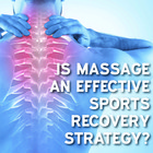 Is Massage an Effective Sports Recovery Strategy? [Article]