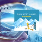 Snow Sport Injuries in Numbers [Infographic]
