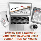 Part 2: What's Included in a Co-Kinetic Marketing Campaign and How to Use It to Grow Your Business [Article]