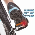 Patient Information Leaflet: Burning Feet and Cycling [Printable leaflet]