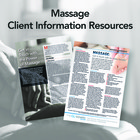 Benefits of Massage Patient Information Resources