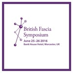 11 Thought-Leaders Present at the British Fascia Symposium 2016