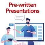 Patient-Facing Powerpoint Presentations and Webinars (all subscribers)