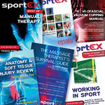 sportEX Manuals: Practical resources for physical therapists and massage therapists