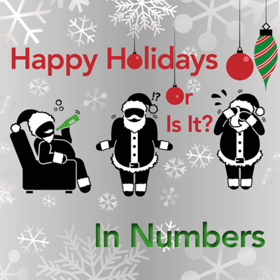 Happy Holidays in Numbers [Infographic]