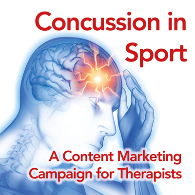 Concussion In Sport: A Content Marketing Campaign for Therapists [Full Site Subscription]