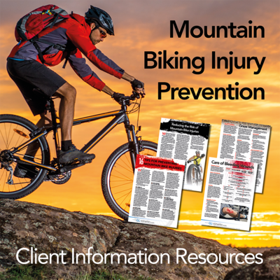 Mountain Biking Injury Prevention Patient Information Resources
