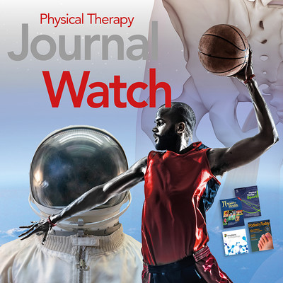 Physical Therapy Journal Watch - October 2020 [Article]