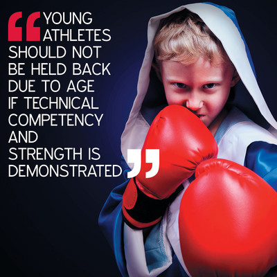 The role of strength and conditioning in training programmes for young athletes