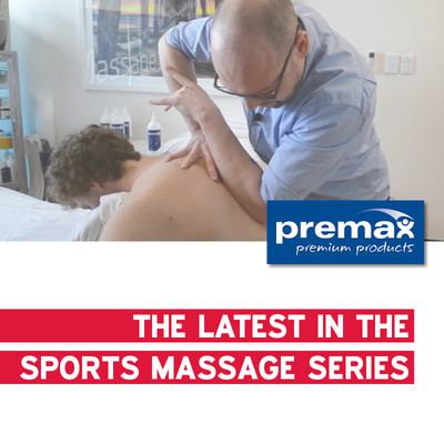 Premax Sports Massage Videos: Core Stability Exercises with Lydia Lassila [Video]