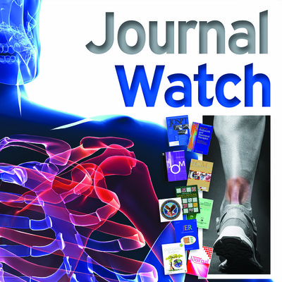 Massage Therapy Journal Watch - April 2017 [Article]