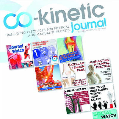 A Fun, Dynamic and Interactive Overview of the Co-Kinetic Journal - April 2017 [Infographic]