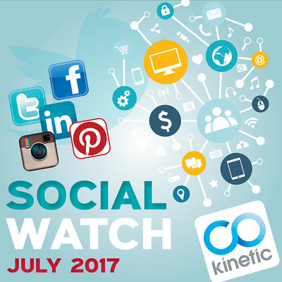 Social Media Watch - July 2017 [Article]
