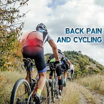 Patient Information Leaflet: Back Pain and Cycling [Printable leaflet]