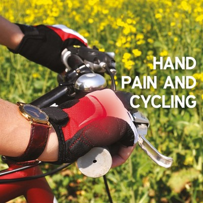 Patient Information Leaflet: Hand Pain and Cycling [Printable leaflet]