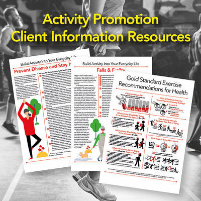 Physical Activity for Medical Conditions Patient Information Resources