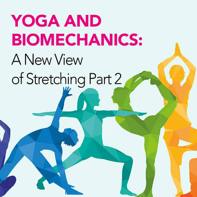 Yoga and Biomechanics: A New View of Stretching Part 2 [Article]