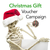 Christmas Gift Voucher Campaign